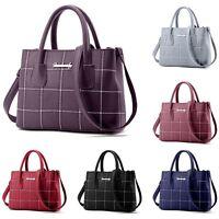 NEW Fashion Women Messenger Purse Satchel Tote Handbag Hobo Leather Shoulder Bag