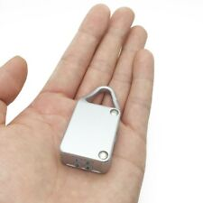 Smart Bluetooth Padlock Keyless Remote Control Locker Anti Theft for Android IOS
