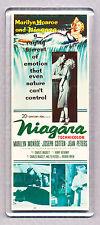 NIAGARA movie poster LARGE FRIDGE MAGNET - MARILYN MONROE