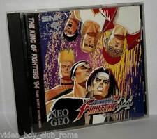 THE KING OF FIGHTER 94  GIOCO USATO SNEO GEO CD EDIZIONE EUROPEA FS1 36506