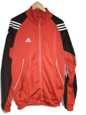 Men's Vintage Adidas Activewear Jacket Size XL UK Red/Black/White