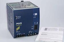 PULS Hutschienen-Netzteil   QT40.481  Power Supply 3-Phase 48V, 20A   OVP,  NEU