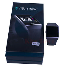 Fitbit IONIC Smartwatch Bluetooth GPS Activity Tracker (S & L Bands Included)