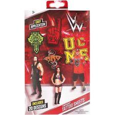 WWE Temporary Tatoos