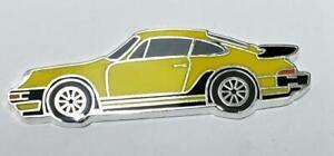 Yellow German Sports Car 2010 Somali Republic Ag plt