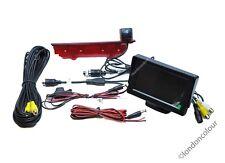 "aftermarket Brake Light Reversing Camera + 4.3"" Monitor for Transporter T5 T6"
