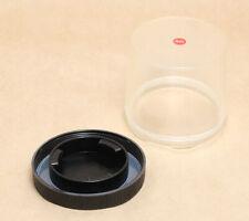 Leica Leitz objektivbox per un Leica R/SL-obiettivo 28,35,50 mm 70er anni (22)