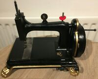 Nelson Antique Sewing Machine
