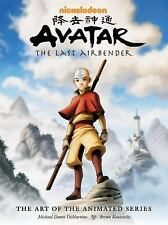 Avatar the Last Airbender The Art of the Animated Series Hardcover