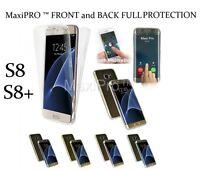 360 completo Cristal Silicona Suave carcasa TPU Samsung J3 J5 J7 S6 S7