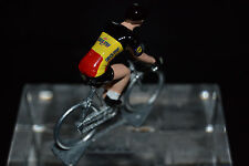 Champion de Belgique P.Gilbert  Petit cycliste Figurine cycliste Cyclist figure