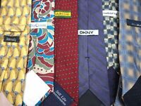 NEW Bulk Men's Designer Neckties Ties Lot of 15 Wholesale