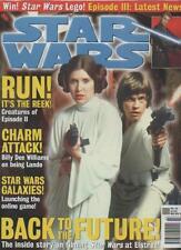 STAR WARS MAGAZINE March April 2003 Back to the Future No. 43 AL