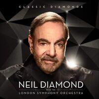 Neil Diamond - Classic Diamonds With London Symphony [CD] Sent Sameday*