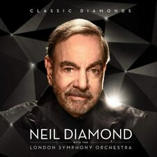Neil Diamond - Classic Diamonds With London Symphony [CD] Sent Sameday*