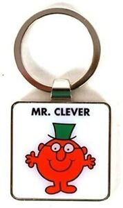 The Company Called If Mr. CLEVER Key Ring, CreativeThinking Kids Gift💥✨✨💥