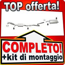 Scarico Completo FORD FIESTA MK5 1.6 Marmitta 719A