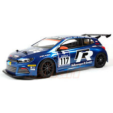 Tamiya 1:10 190mm Volkswagen Scirocco GT24-CNG Lightweight Clear Body Set #47357