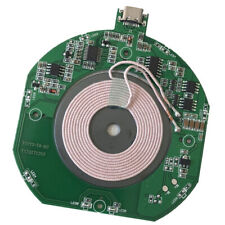 Type C Wireless Charger PCBA Circuit Board Coil Wireless Charging Pad DIY