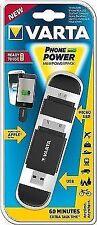 Power Bank VARTA Phone Mini Powerpack Black Li-ion 400mah R2u
