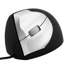 3 Buttons USB Wired 1000 DPI Optical Vertical Office Mouse for Windows/Mac H1
