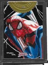 Spider-Girl Dangerous Divas incentive sketch by Rhiannon Owens