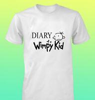 DIARY OF A WIMPY KID WORLD BOOK DAY 2021 T SHIRT MEN WOMEN KIDS Girls Gift Tops