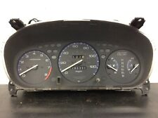 96-00 Civic LX AT Instrument Cluster Speedo Tacho Meter Gauges 260k Used OEM
