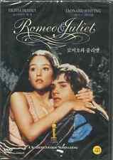 ROMEO AND JULIET (DIRECTOR  FRANCO ZEFFIRELLI)   NEW  DVD