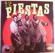 The Fiestas Oh So Fine R&B Soul Blues Doo Wop LP ACE UK NM