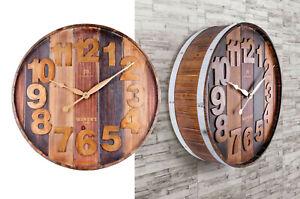 Lowell - Orologio da parete BOTTE WINNERY da 60 cm