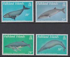 Falkland Is 1989 Baleen Whales MINT SET sg283-586 MNH