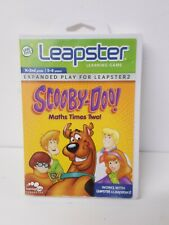 Leap Frog Leapster Scooby-Doo Maths Times Two Cartridge Learning Game