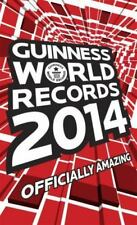 Guinness World Records 2014 [  ] Used - Good