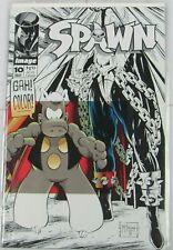 Spawn #10 May 1993, Image Comics Todd McFarlane's