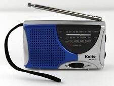 Kaito Ka802 Am Fm Super Pocket Size Radio, Small Size Am/Fm Radio