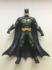 Mattel's DC Universe New 52 Batman action figure loose