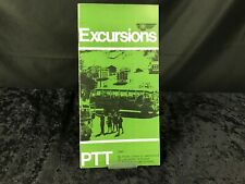 1967 Excursions in Switzerland by Postal Coach