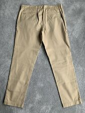 Mens Lacoste Chinos / Trousers Size UK 34 / US 36