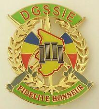 Directeur général des services sécurité des institutions de l'Etat DGSSIE TCHAD