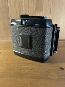 *Exc+5* Mamiya RB67 Pro 120 Roll Film Back Holder for RB67 Pro S SD From Japan