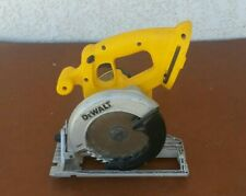 """DEWALT DC390 18v XRP 6-1/2"""" Compact Cordless Battery Circular Saw TOOL ONLY"""