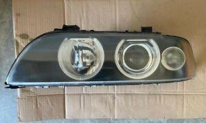 01-03 BMW E39 5 Series - OEM Left Driver Side Headlight Xenon HID Halo