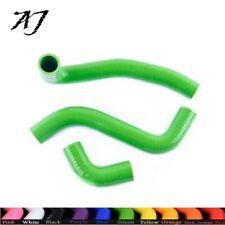 For TOYOTA SCION XB XA BB 1NZ-FE/ 2NZ-FE 2004-2007 Silicone Radiator Hose Green