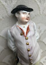 Rare 1745 Meissen figurine of Dutchman 18th century