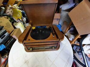 platenspieler-Soundmaster NR-513CD (ohne Fernbedienung)