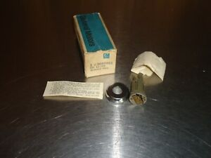 New NOS OEM GM Trunk Lock Cylinder 3888861 Chevy Chevrolet Corvair Corvette