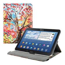 Kwmobile 360 ° funda protectora para Samsung Galaxy Tab 4 10.1 t530 t531 piel sintética