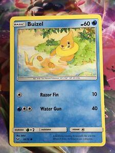 Pokemon Card TCG Buizel Shining Legends