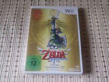 The Legend of Zelda Skyward Sword inkl. Special Orchestra für Nintendo Wii *OVP*